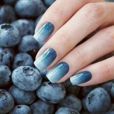 29 Try These Ombre Nails To Look Sophisticated 23