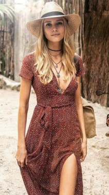 31 Incredible Summer Dress Outfit To Inspire Yourself 04
