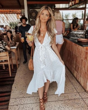31 Incredible Summer Dress Outfit To Inspire Yourself 18