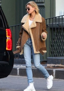 36 Winter Street Style Ideas Inspired By Celebrities 35