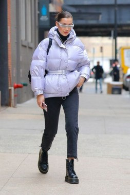 36 Winter Street Style Ideas Inspired By Celebrities 38
