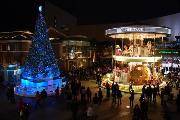 Viajes en Navidad