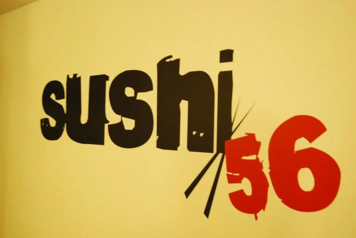 Sushi 56 Alicante