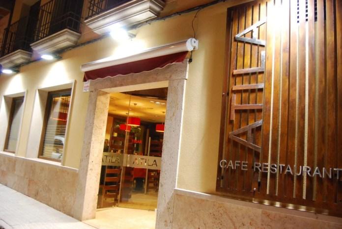 Restaurante Atila Campo de Criptana