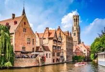 Lugares para visitar en Brujas imprescindibles