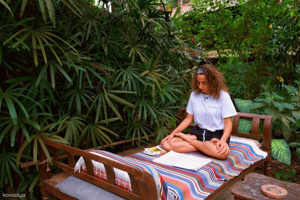 Cursos y clases de yoga en India