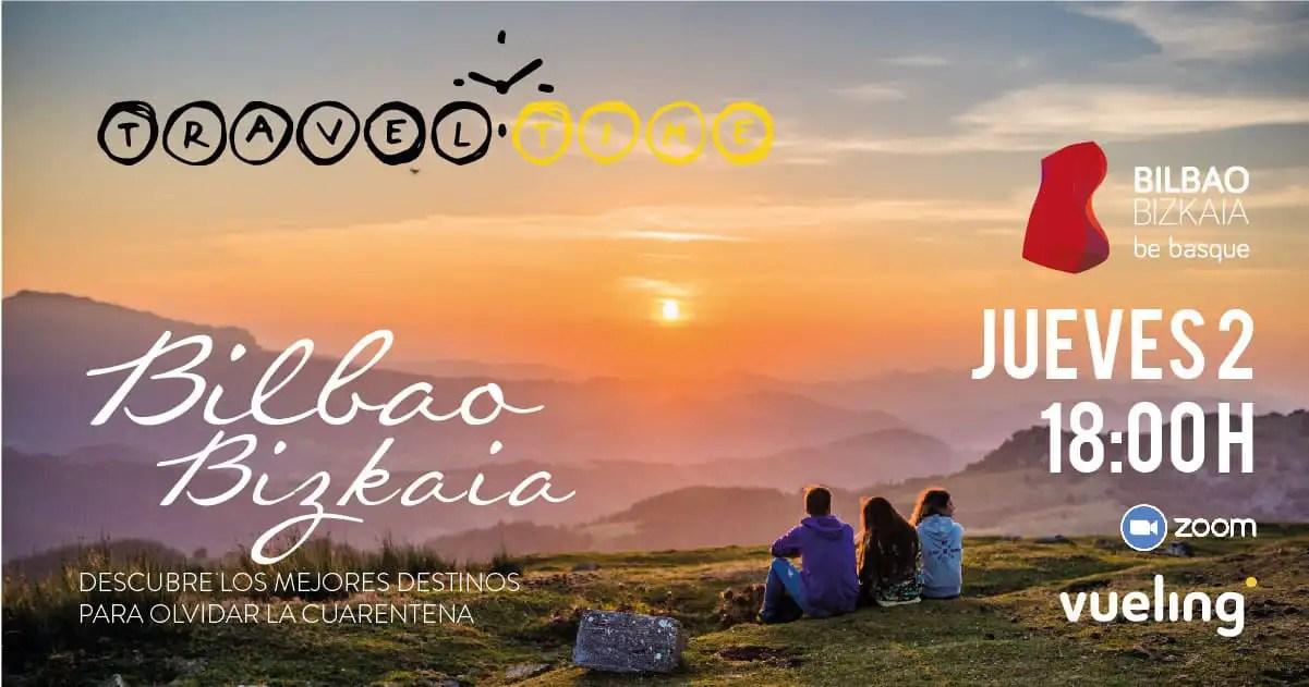 Charla qué ver en Bilbao y Vizcaya