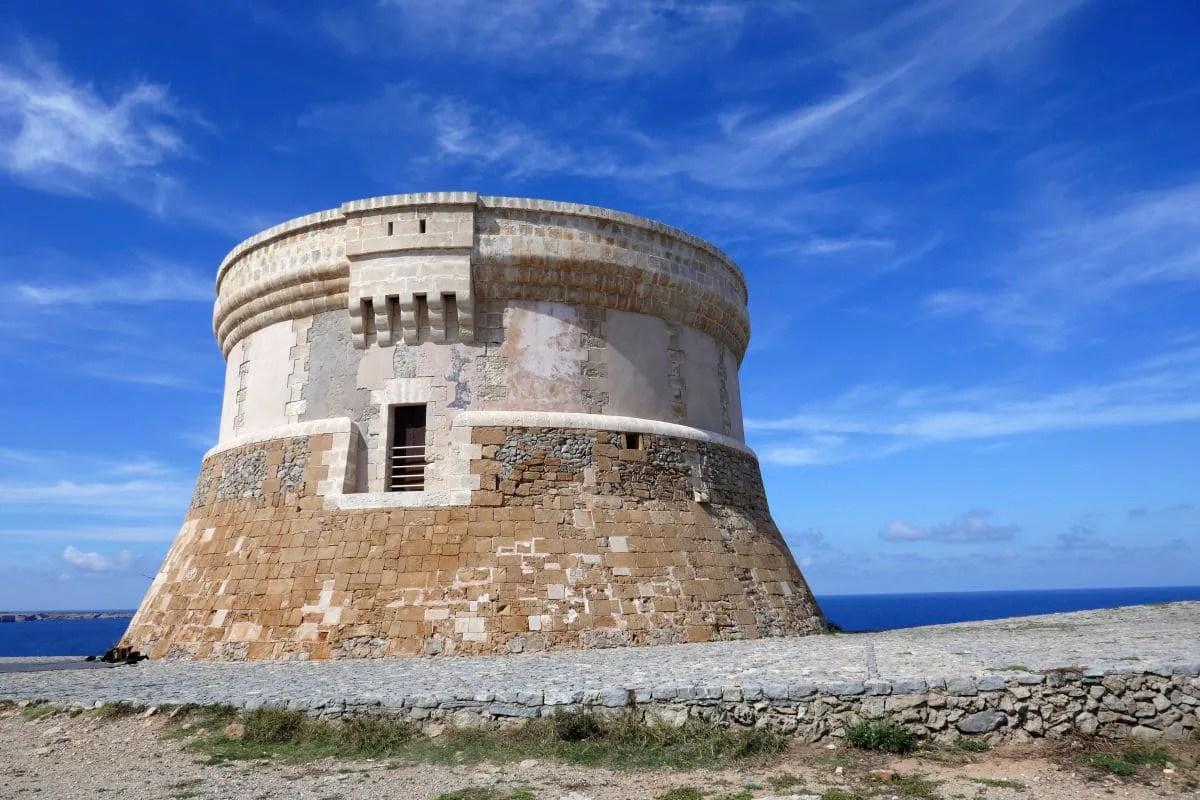 Que hacer en Menorca, Torre de Fornells