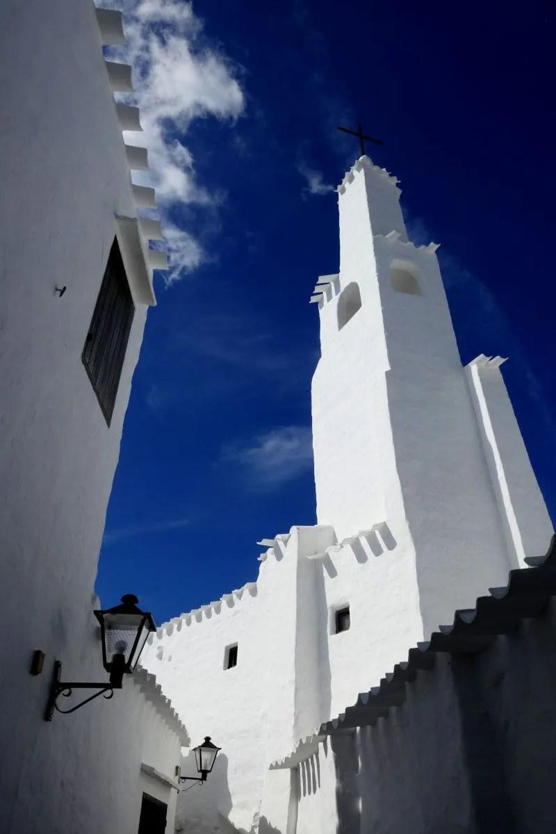 Que ver en Menorca, Binibeca Vell