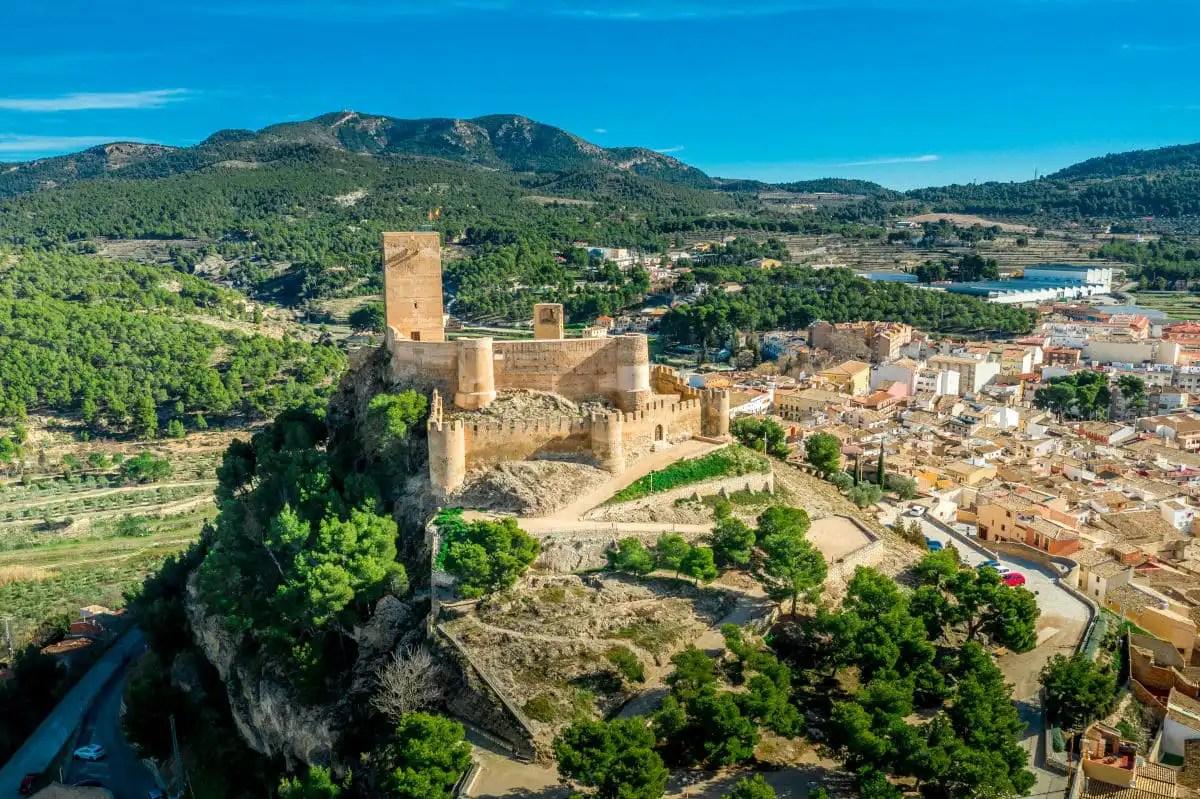Los pueblos mas bonitos del interior de Alicante, Biar