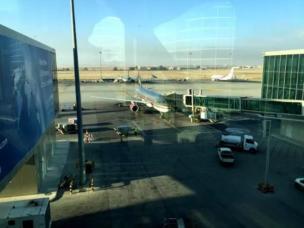 Aeropuerto de Amman