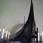 Barco vikingo del Vikingskipshuset de Oslo