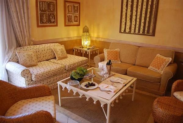 Cómo es la suite presidencial de un hotel 5 estrellas