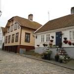 Casas de madera en Stavanger