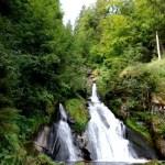 Cascada de Triberg en Selva Negra