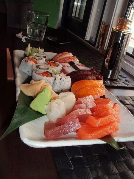 Dónde comer sushi en Reikiavik