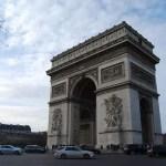 El Arco del Triunfo de París