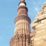 El Qutb Minar de Nueva Delhi