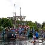 El barco pirata del Playmobil FunPark de Alemania