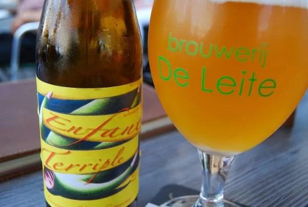 Enfant Terriple, cerveza de Flandes