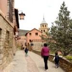 Fotos Albarracin, Teruel - Teo, Oriol y Vero