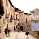 Fotos Albarracin, Teruel - Teo cuesta abajo