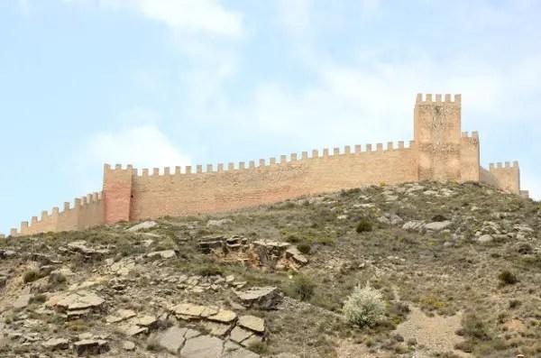Fotos Albarracin, Teruel - fortaleza