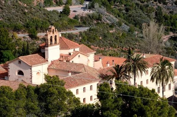 Fotos Benicassim, Monasterio Carmelita