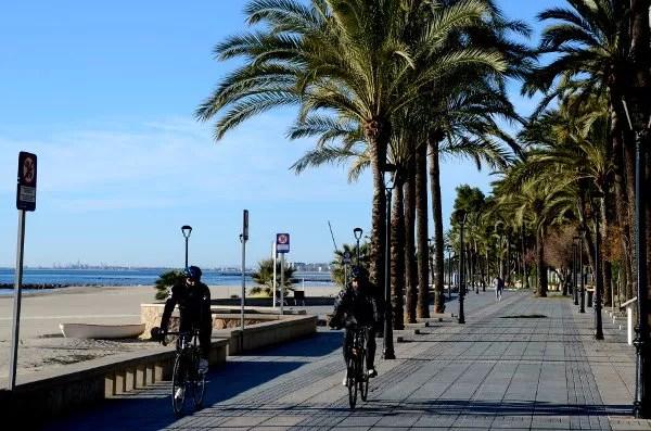 Fotos Benicassim, ruta cicloturistica