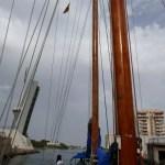 Fotos Mar Menor, navegando