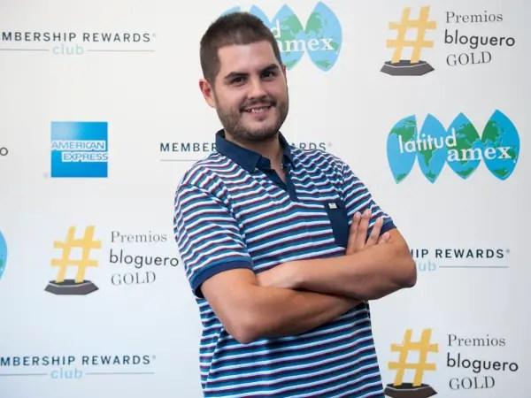 Fotos Premios #BlogueroGold, Pau