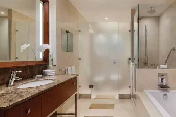 Fotos Shangri-La Hotel Doha, baño