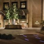 Fotos Shangri-La Hotel Doha, entrada de noche