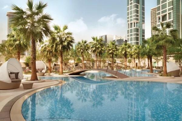 Fotos Shangri-La Hotel Doha, piscina