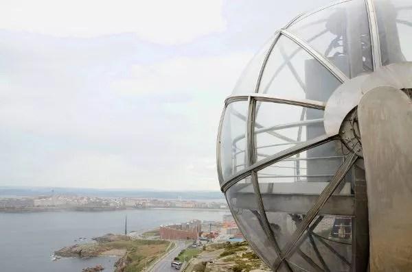 Fotos de A Coruña, Monte de San Pedro