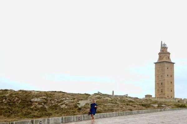 Fotos de A Coruña, Torre de Hércules