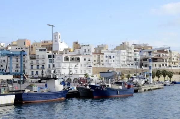Fotos de Ametlla de Mar en Tarragona, puerto