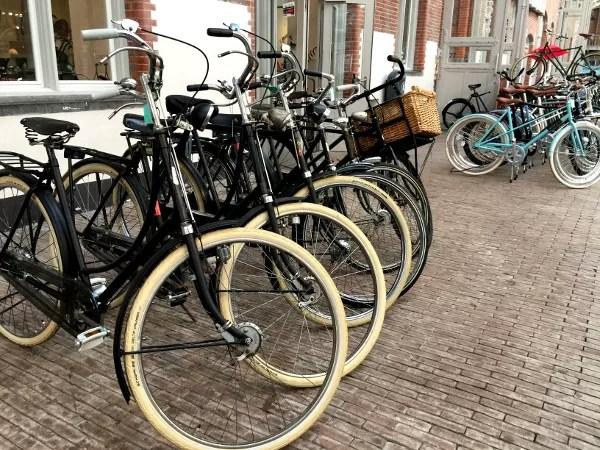 Fotos de Amsterdam, bicicletas