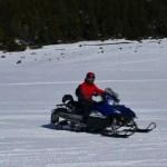 Fotos de Andorra, Pau en moto de nieve
