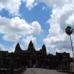 Fotos de Angkor, entrada a Angkor Wat
