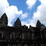 Fotos de Angkor, las torres de Angkor Wat