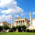 Fotos de Atenas en Grecia, la Academia de Atenas