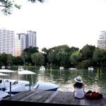 Fotos de Bangkok en Tailandia, Parque Lumphini