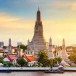 Fotos de Bangkok en Tailandia, Templo Wat Arun