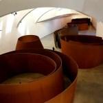 Fotos de Bilbao, Richard Serra en el Museo Guggenheim