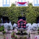Fotos de Córdoba, patio del Palacio de Viana