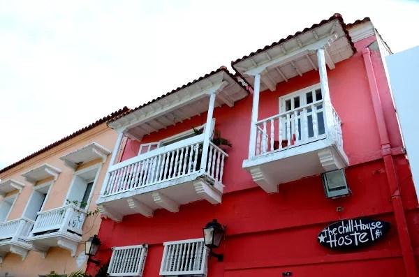 Fotos de Cartagena de Indias, hostel
