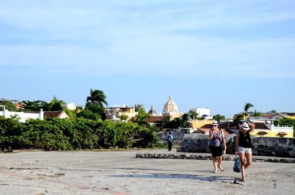 Fotos de Cartagena de Indias, muelles