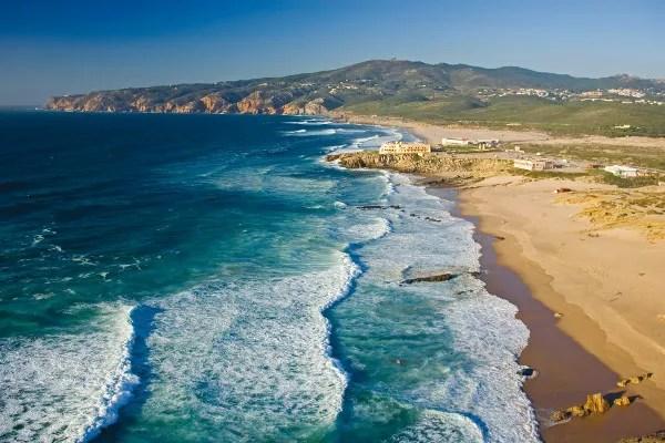 Fotos de Cascais en Portugal, playa de el Guincho