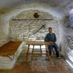 Fotos de Castilla La Mancha, Pau en la Cueva de Medrano